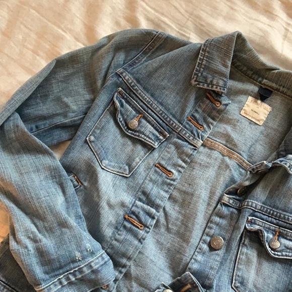 JCrew denim jacket!
